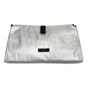 Kate Spade Diaper Bag Insert Changing Pad Silver